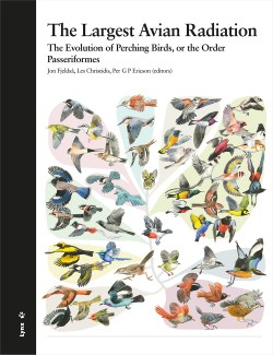 Cover of The Largest Avian Radiation book