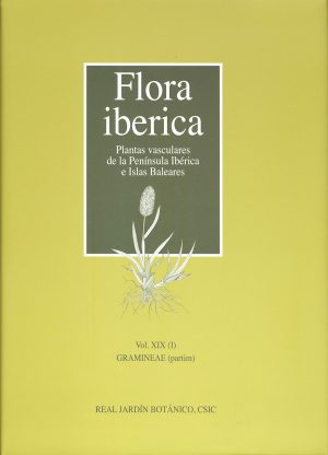Flora Iberica 19 book cover
