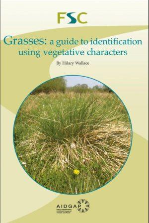 Grasses FSC AIDGAP book cover