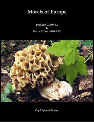 Morels of Europe Book cover
